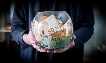 Sutelktinio finansavimo rinka per pusmetį paaugo trečdaliu