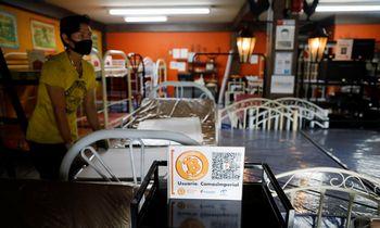 Salvadore bitkoinai tampa oficialia atsiskaitymo priemone