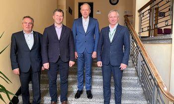 Išrinkti nauji Kauno krašto pramonininkų ir darbdavių asociacijos viceprezidentai ir pristatytos strateginės veiklos kryptys