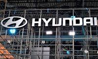"""""""Hyundai"""" spartina automobilių su vandenilio technologijomis kūrimą"""