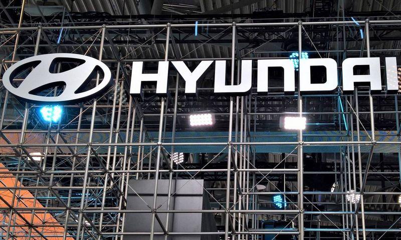 """Hyundai"" gamykla Miunchene. ""Imago""/""Scanpix"" nuotr."