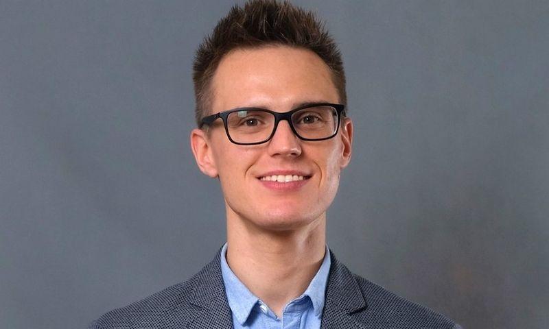 """Darius Kulikauskas, """"Bankera"""" partneris ir UAB """"Pervesk"""" vadovas."""