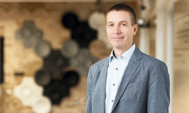 Dr. Saulius Šimkonis, ISM Vadovų magistrantūros Inovacijų ir projektų valdymo modulio vadovas.