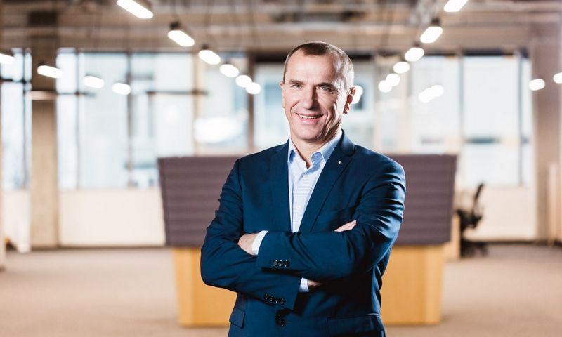 Petras Narbutas, įmonių grupės įkūrėjas ir vadovas.