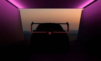 """Didžiausioje automobilių parodoje – ir""""radikaliausias miesto elektromobilis"""""""