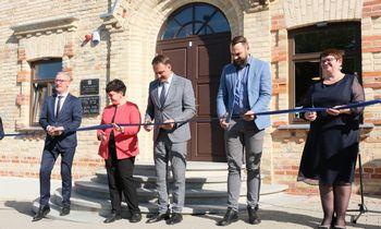 Buvusi Alytaus sinagoga tapo miesto kultūros erdve
