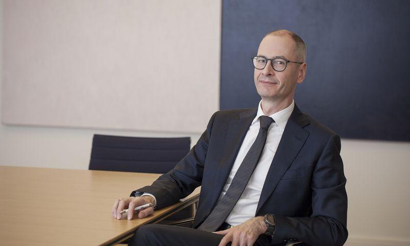"""Mindaugas Utkevičius, vienas iš """"Livonia Partners"""" įkūrėjų ir partnerių. Bendrovės nuotr."""