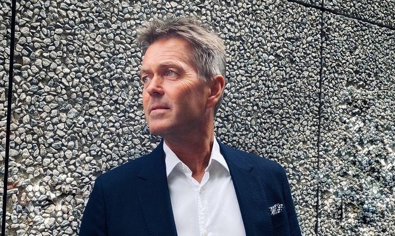 """Bjornaras Lundas, """"DNB Finans"""" vadovas ir įrangos finansų vadovas Šiaurės šalyse. Bendrovės nuotr."""