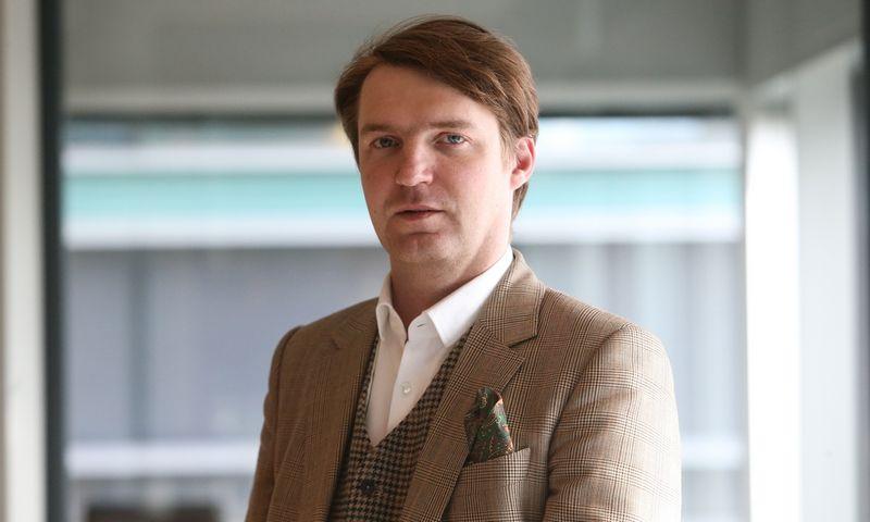 """Antanas Dagelis, architektų biuro """"Cloud architektai"""" steigėjas. Vladimiro Ivanovo (VŽ) nuotr."""
