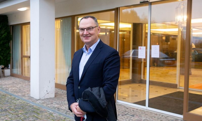 Sigitas Paulauskas, VMG grupės steigėjas. Juditos Grigelytės (VŽ) nuotr.