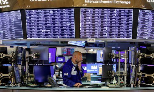 """""""Deutsche Bank"""" mato """"kietos"""" korekcijos riziką"""