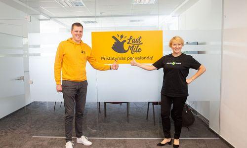 """""""Iki"""": investavome į """"LastMile"""", nesjų verslo modelis gali būti pelningas"""