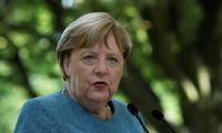 Dėl hibridinių atakų pasienyje su Lietuva A. Merkel kreipėsi į Minską