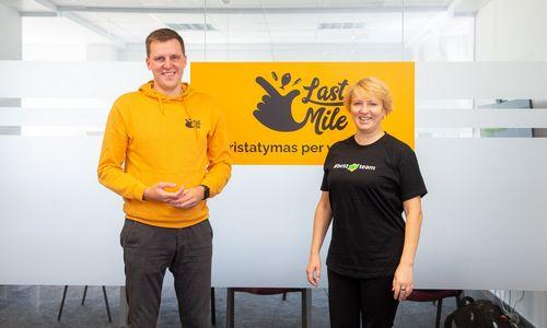 """""""LastMile"""" dėmesį telkia produkto vystymui ir rinkodarai"""