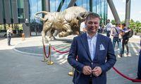 G. Žiemelis į ASG pasikvietė investuotoją iš JAV: skiria 300 mln. Eur