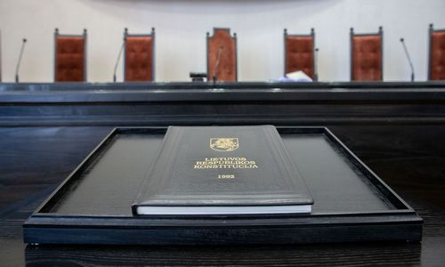 Opozicija rengia skundą Konstituciniam Teismui dėl galimybių paso