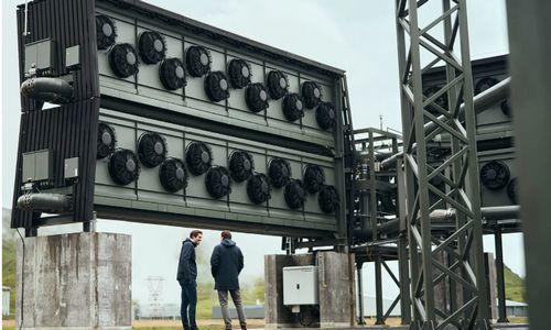 """Islandijoje įjungta didžiausia pasaulyje anglies dioksido """"gaudyklė"""""""