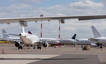 """""""Boeing"""" pagerino prognozes dėl komercinių skrydžių rinkos atsigavimo"""