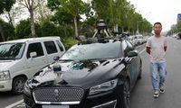 Kinijos savivaldžių automobilių startuolis pritraukė 300 mln. USD investiciją