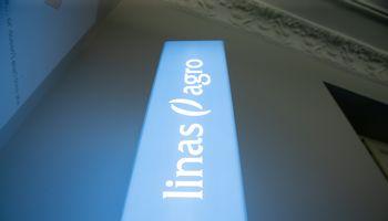 """""""Linas Agro Group"""" perka žaliavų prekybos įmonę """"Agro logistic service"""""""