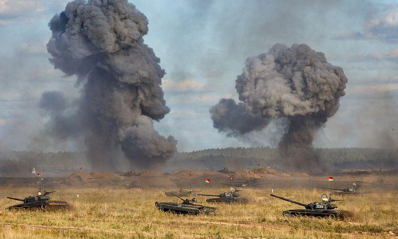 "AFP/ ""Scanpix"" nuotr."