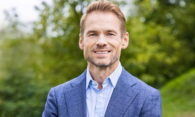 """Gediminas Judzentas, """"AUGA group"""" rinkodaros ir tvarumo vadovas."""