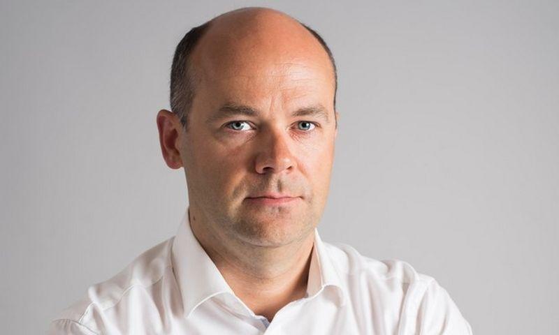 Simonas Petrulis, UAB Marijampolės laisvosios ekonominės zonos valdymo bendrovės vadovas ir savininkas. Asmeninė nuotr.