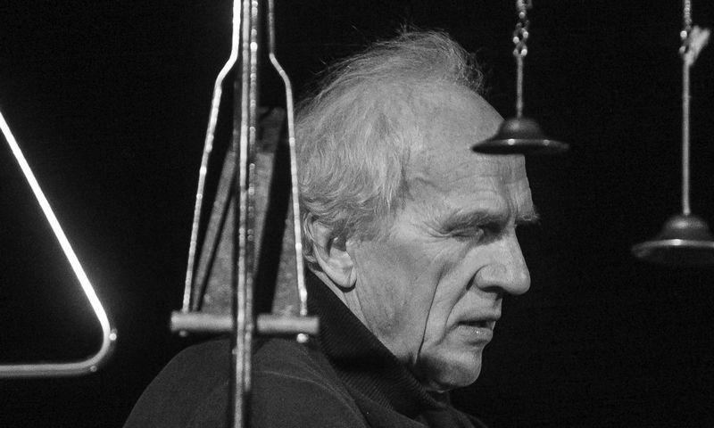 """Perkusininkas Vladimiras Tarasovas. """"Vilnius Mama Jazz"""" nuotr."""