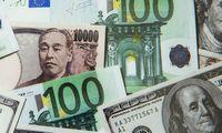 G-20 BVP antrąjį ketvirtį viršijo prieš krizę buvusį lygį 0,7%, nors augimas sulėtėjo
