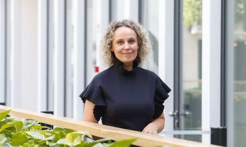 """Sigita Survilaitė-Mekionienė, UAB """"Darnu Group"""" vadovė. Juditos Grigelytės (VŽ) nuotr."""