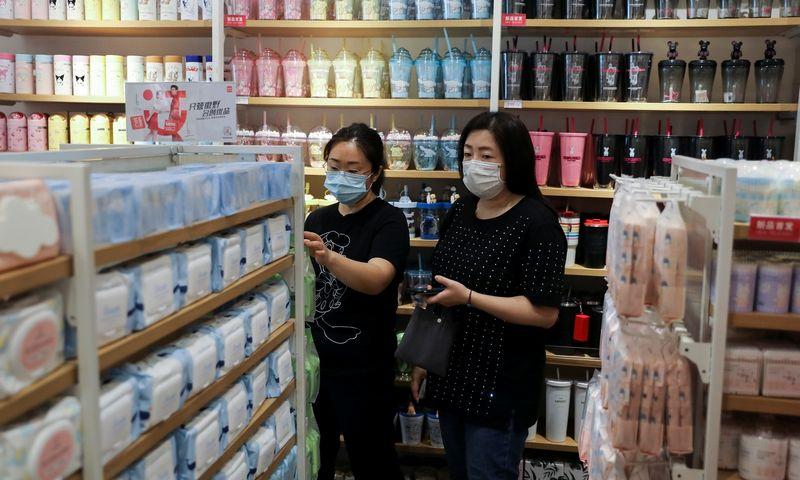 """Tingshu Wang (""""Reuters"""" / """"Scanpix"""") nuotr."""