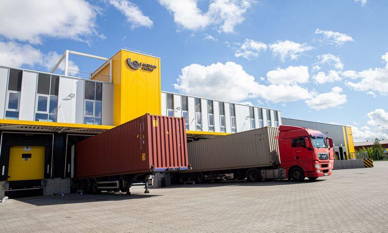 Lietuvos paštas vieną savo transporto tiekėjų įvertino kaip nepatikimą. Juditos Grigelytės (VŽ) nuotr.