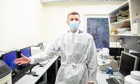 Ministras nušalino Visuomenės sveikatos priežiūros laboratorijos vadovą
