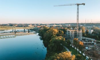 Kaunas atgimsta: miesto NT rinkoje atsiranda išskirtinių objektų