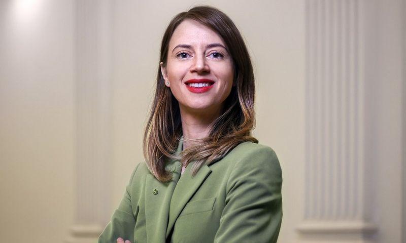 Jekaterina Govina, Lietuvos banko (LB) Priežiūros tarnybos direktorė.