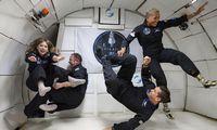 """Istorinė """"SpaceX"""" misija į orbitą pakels keturis civilius"""