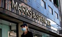 """""""Brexit"""" padariniai: """"Marks & Spencer"""" uždarys daugiau kaip pusę parduotuvių Prancūzijoje"""