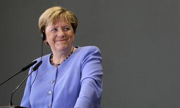 P. Buras. Išsaugoti Merkel palikimą, atsisakyti merkelizmo