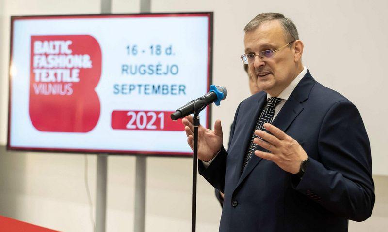 Kęstutis Daukšys, LATIA prezidentas.Asociacijos nuotr.