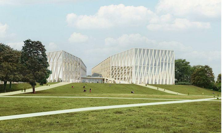 Nacionalinės koncertų salės projektas – kaip ant delno