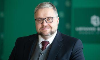 Buvęs Lietuvos banko vadovasV. Vasiliauskas tapopremjerės patarėju