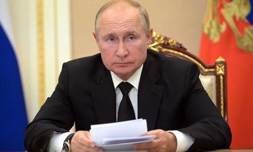 V. Putino aplinkoje – kelios dešimtys COVID-19 atvejų
