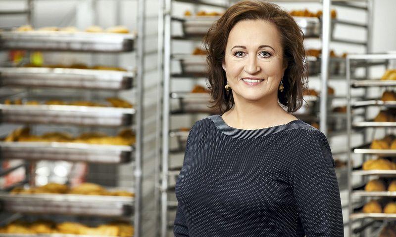 """""""Iki"""" maisto ekspertė Vilma Juodkazienė."""