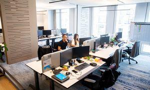 Augant biurų nuomos kainoms, verslas renkasi išmanias biurų valdymo sistemas