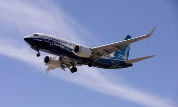 """WSJ: JAV buvusiam """"Boeing"""" pilotui pareikš kaltinimų dėl """"Boeing 737 MAX"""" katastrofų"""