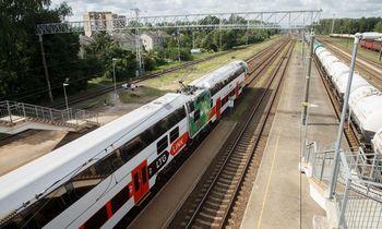 Kelionės traukiniu iš Vilniaus į Varšuvą žadamos nuo kitų metų vidurio
