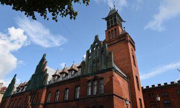 Klaipėdos pašto vizija – daugiafunkcis F. W. Argelanderio mokslo ir meno centras