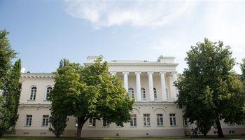 Prezidentui socialinės politikos klausimais patarinės V. Budzevičienė