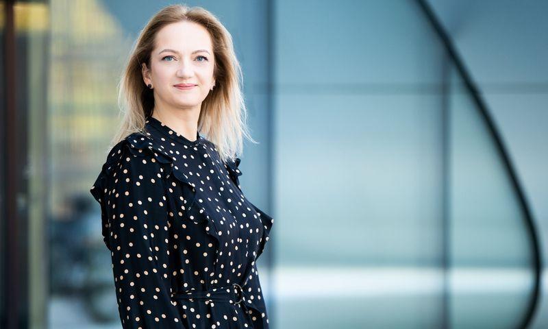 """Rūta Ežerskienė, """"Citadele"""" banko valdybos narė. Įmonės nuotr."""
