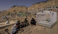 JAV prisipažino sudavusios smūgį Kabule, pražudžiusį 10 civilių vietoje džihadistų, atsiprašė šeimų